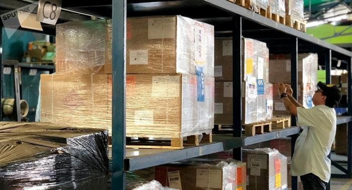 La segunda parte de la asistencia humanitaria rusa a través de la OMS llega a Venezuela