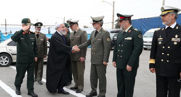 روحاني: لا نملك أموال كافية لتعويض متضرري الفيضانات