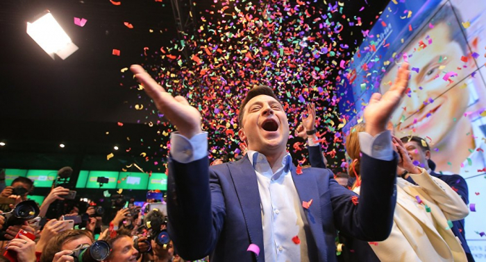 لأول مرة في الانتخابات الأوكرانية... مرشح يحصل على 73.21 % من الأصوات
