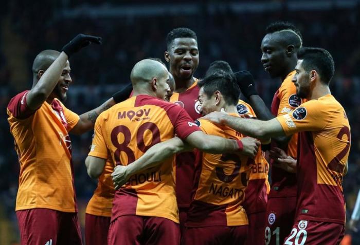 """""""Qalatasaray"""" və """"Trabzonspor""""un növbəti qələbəsi - VİDEO"""