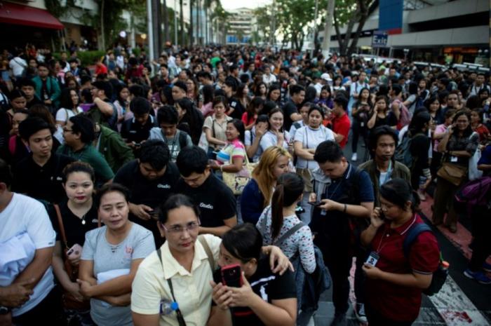 Séisme aux Philippines, au moins cinq morts - Mise à Jour