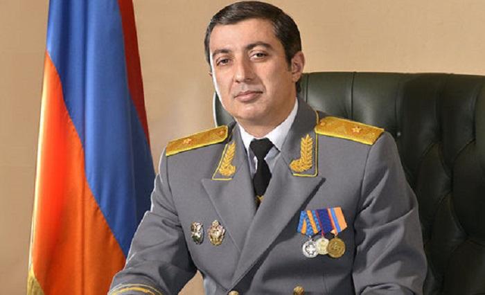 Axtarışda olan erməni məmur Moskvada tutuldu