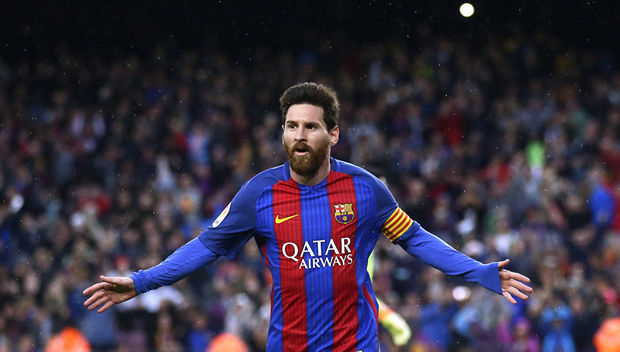 Messi La Liqada ən yaxşı futbolçu seçilib