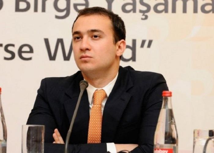 Tale Heydərov istefa verdi