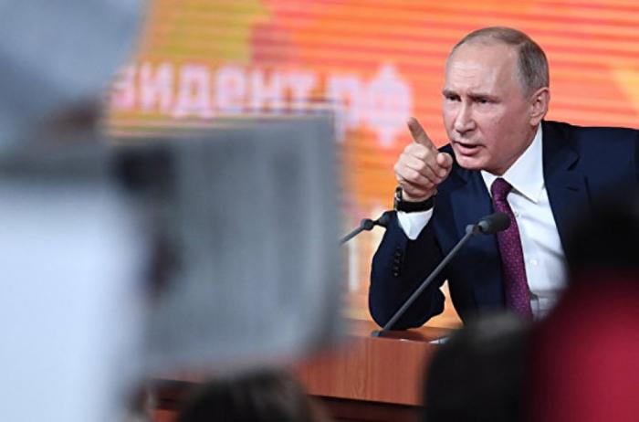 """Putin Rusiyadakı """"vor zakon""""ları cəzalandırır"""