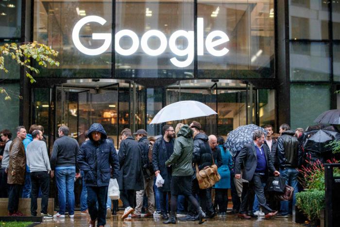 Google traslada sus servicios financieros de Londres a Dublín por el Brexit