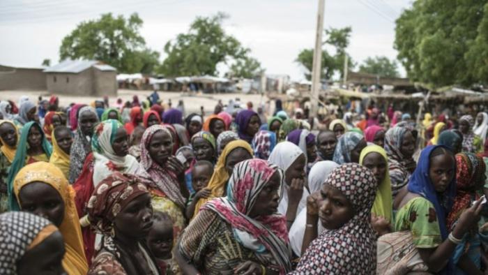 Nigeria:  10.000 déplacés de Boko Haram ont besoin d