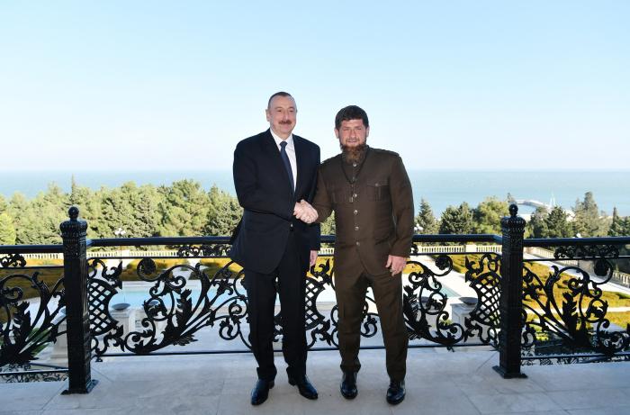 La Tchétchénie ouvre unereprésentation en Azerbaïdjan