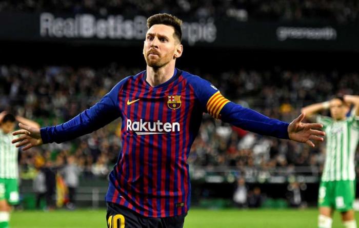 Messi həftənin ən yaxşı futbolçusu seçildi
