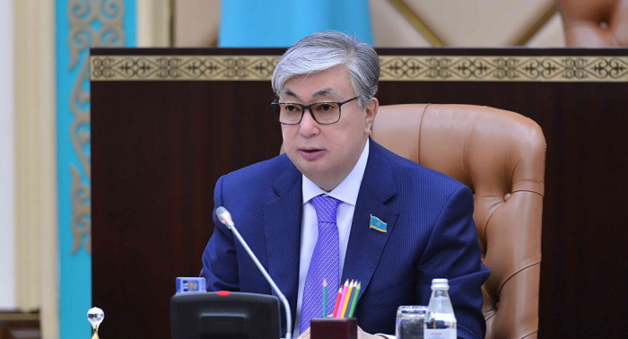 Tokayev prezidentliyə namizəd oldu