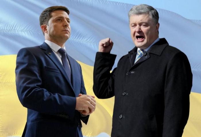 Zelenskiy winning Ukrainian presidential elections with 73%