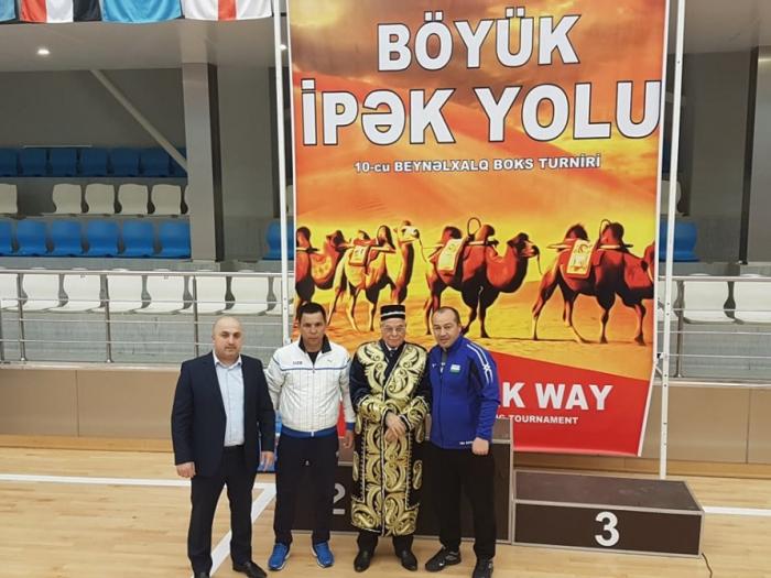 Boksçularımız beynəlxalq turnirdə 15 medal qazanıb