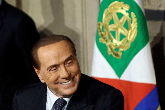 Silvio Berlusconi says he will run in European Parliament elections