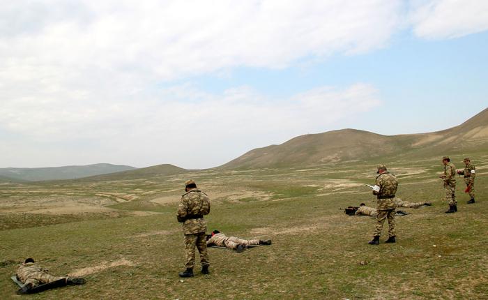 "Azerbaijani MoD organizes ""Best Sniper"" competition -  VIDEO"