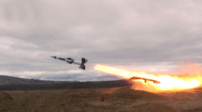 Azerbaijan's air defense forces conduct tactical-special exercises -   PHOTO+VIDEO