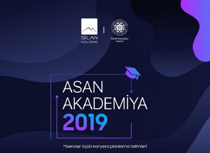 """""""ASAN Akademiya 2019"""" layihəsinə start verilir"""