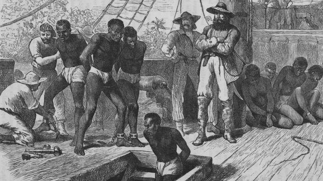 Last survivor of US slave ships discovered