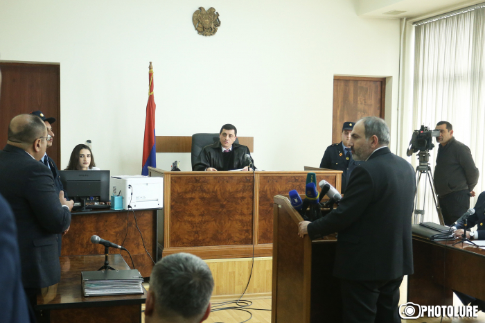 Armenian PM interrogated under case of 1 March 2008