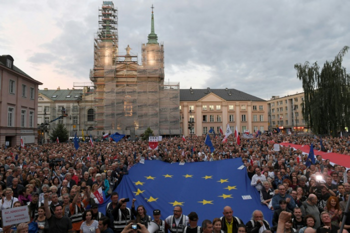 EU launches new action against Poland to protect judges