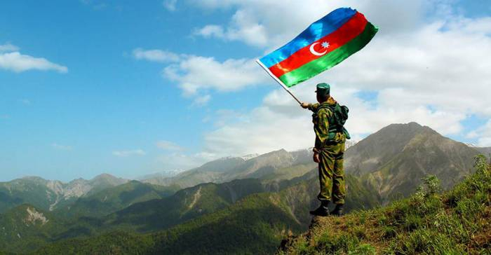 Ministry of Defense of Azerbaijan prepared documentary about April Fights-   VIDEO