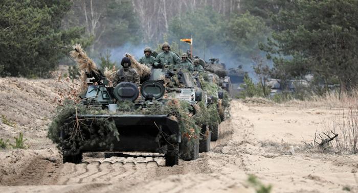 """Projekt """"Intermarium"""": Nato plant Aufmarschraum gegen Russland in Osteuropa"""
