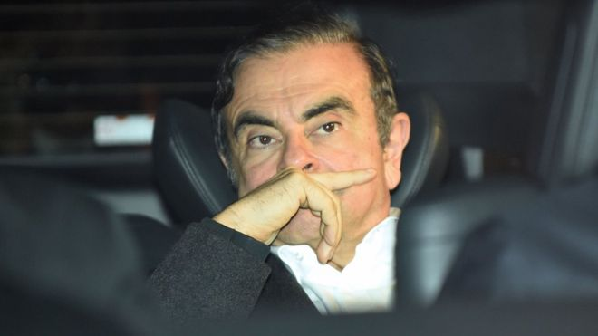 Ghosn: Former Nissan chief arrested in Japan on new claims