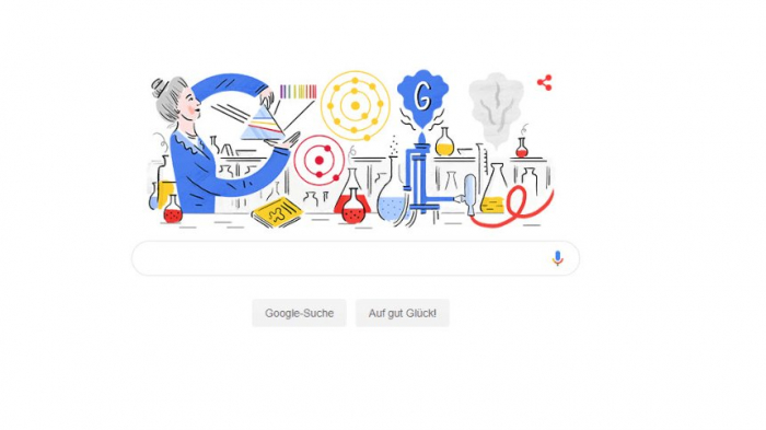 Google feiert Hedwig Kohn