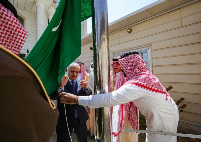Saudi Arabia opens consulate in Iraq after absence of nearly 30 years
