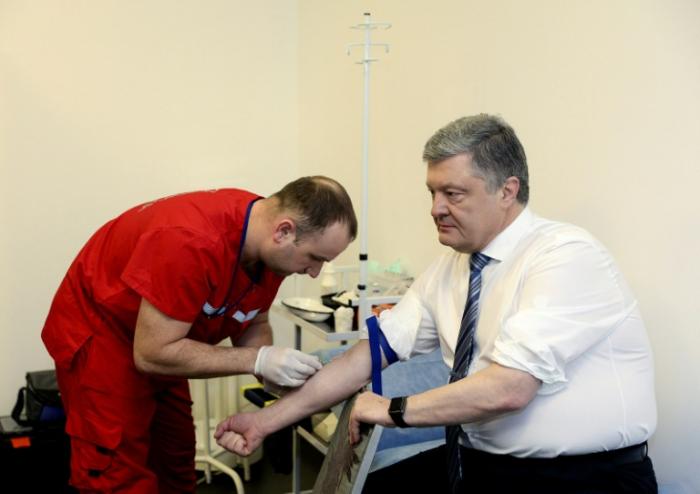 Ukraine vote rivals take drug tests in growing media spectacle
