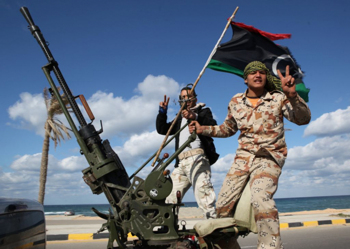 New conflict looms over Libyan capital Tripoli as rebel general threatens war