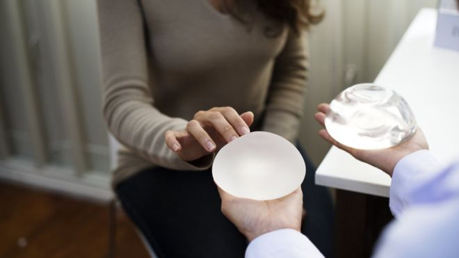 France bans breast implants linked to rare cancer