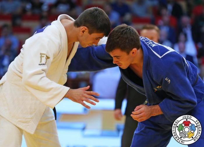 Rüstəm Orucov Antalya Qran-Prisinin finalında