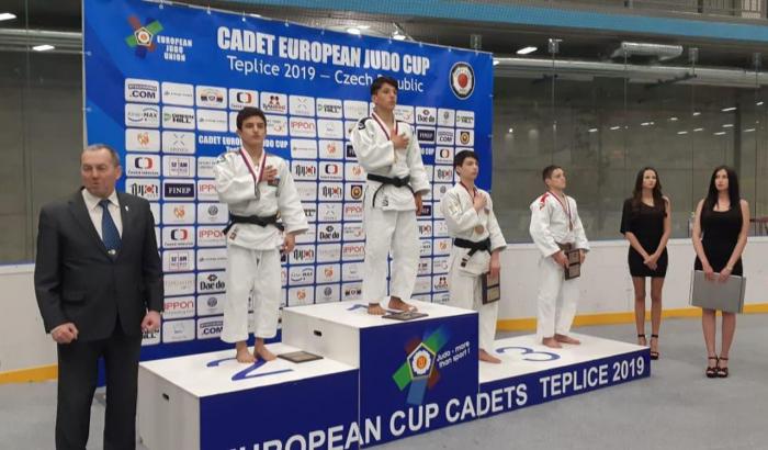 Cüdoçularımız Avropa kubokunda 8 medal qazanıblar