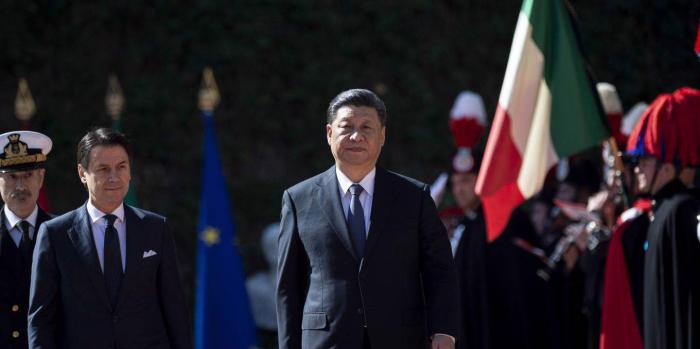 The EU's China Conundrum-  OPINION