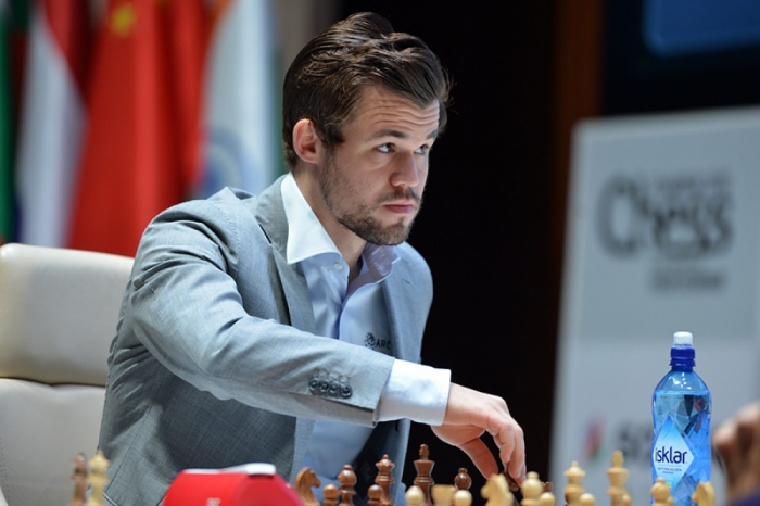 """Karlsen """"Shamkir Chess"""" superturnirinin qalibi oldu"""