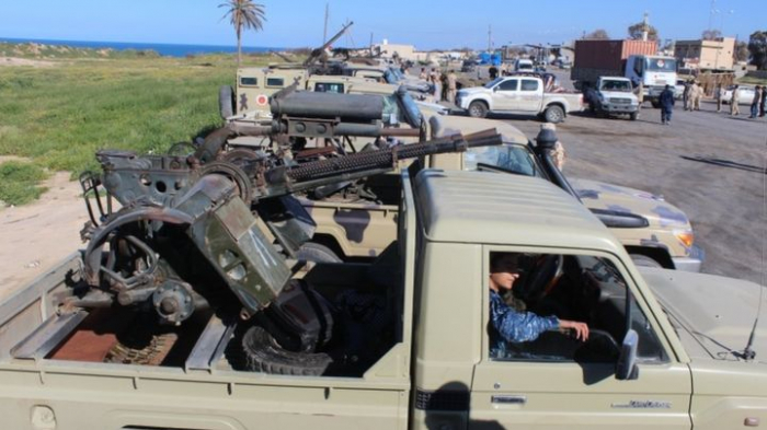Libya clashes resume with 35 dead, thousands displaced - UPDATED