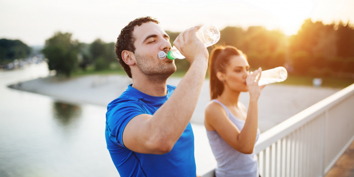 How much water should you drink a day?-  iWONDER