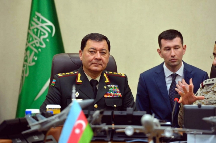 Chief of Azerbaijani General Staff visits Islamic Military Counter Terrorism Coalition -  PHOTOS