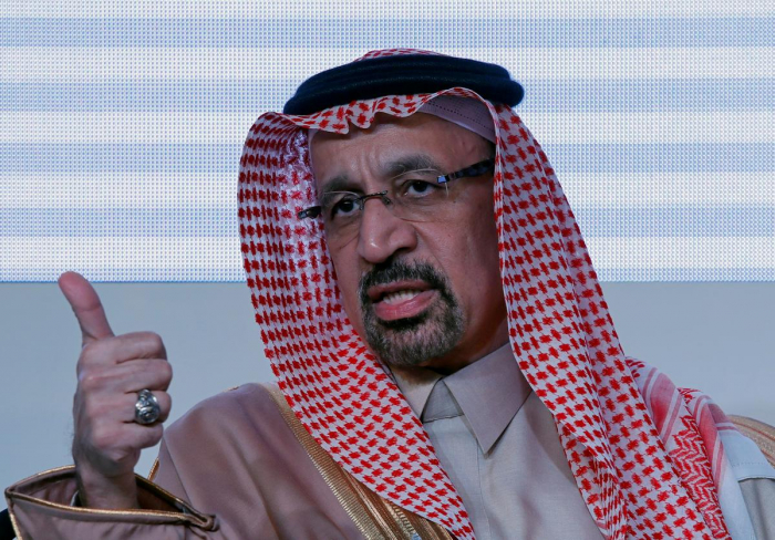 Saudi says May will be key to decide on extending supply cut deal