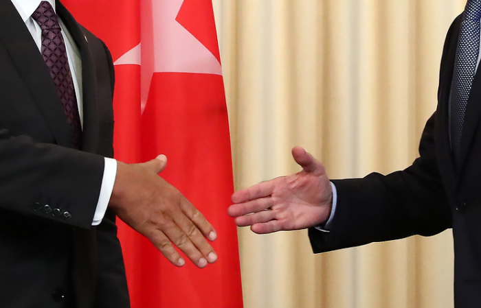Turkey, Russia discuss joint production of military equipment