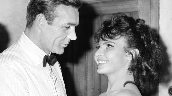 Nadja Regin: Bond actress dies aged 87