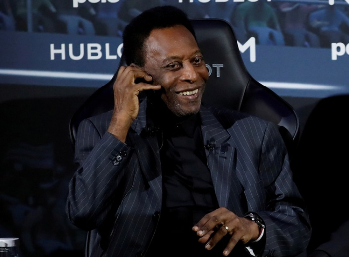 Brazil soccer legend Pele leaves hospital in France