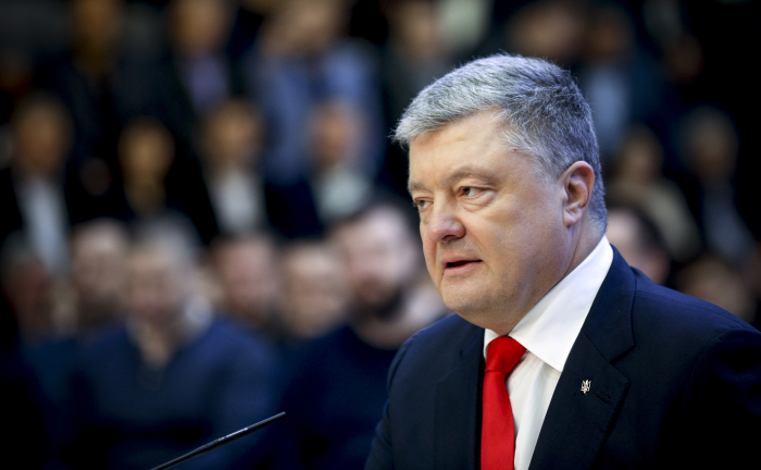 I will not appoint business partners to important posts, says Poroshenko