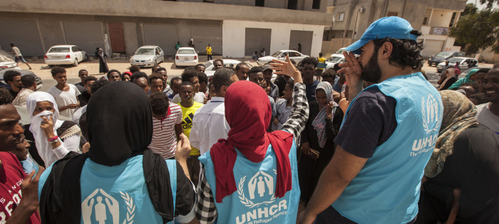 Half a million children at risk as Libya violence continues: UNICEF