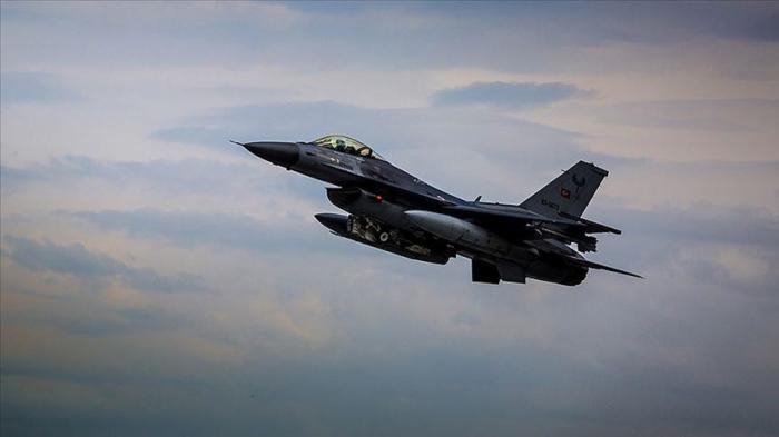 Turkish jets strike PKK terror targets in N. Iraq