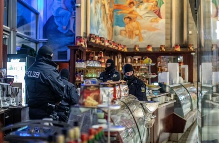 Europe suffering from Italian mafia
