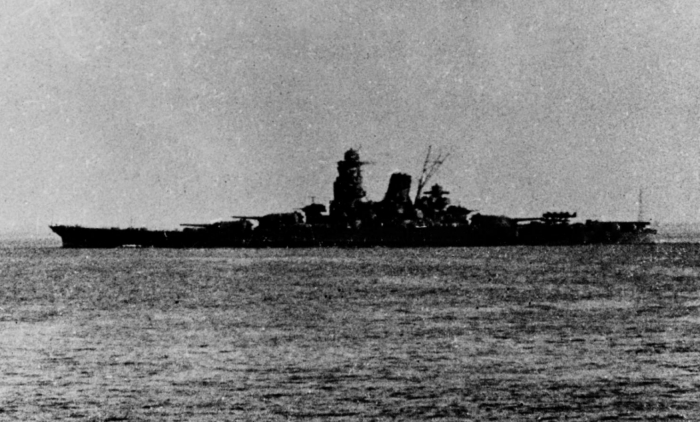 How the biggest battleship ever built committed suicide-  iWONDER