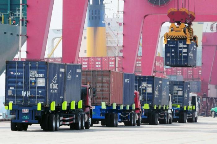 Chinas Außenhandel überrascht