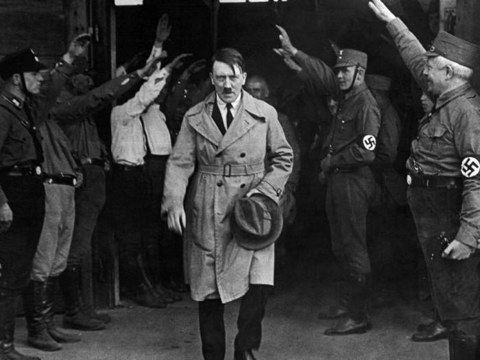 Disney boss says Hitler