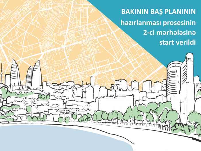 General plan for development of Baku to be worked out by reputable German company